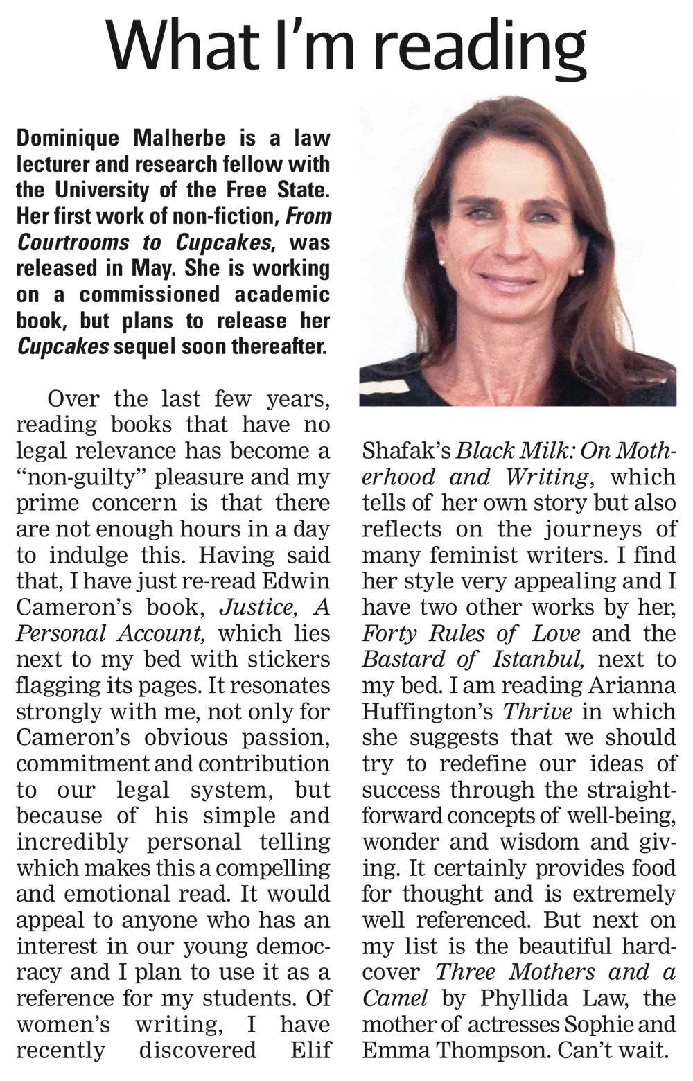 cape times review