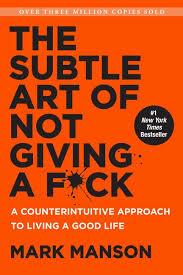 mark manson's book